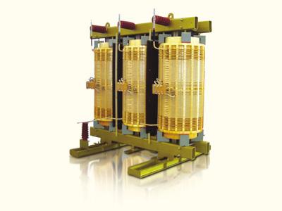 真空浸渍系列干式变压器