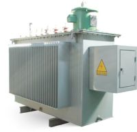 On-load Capacity Regulating Transformer